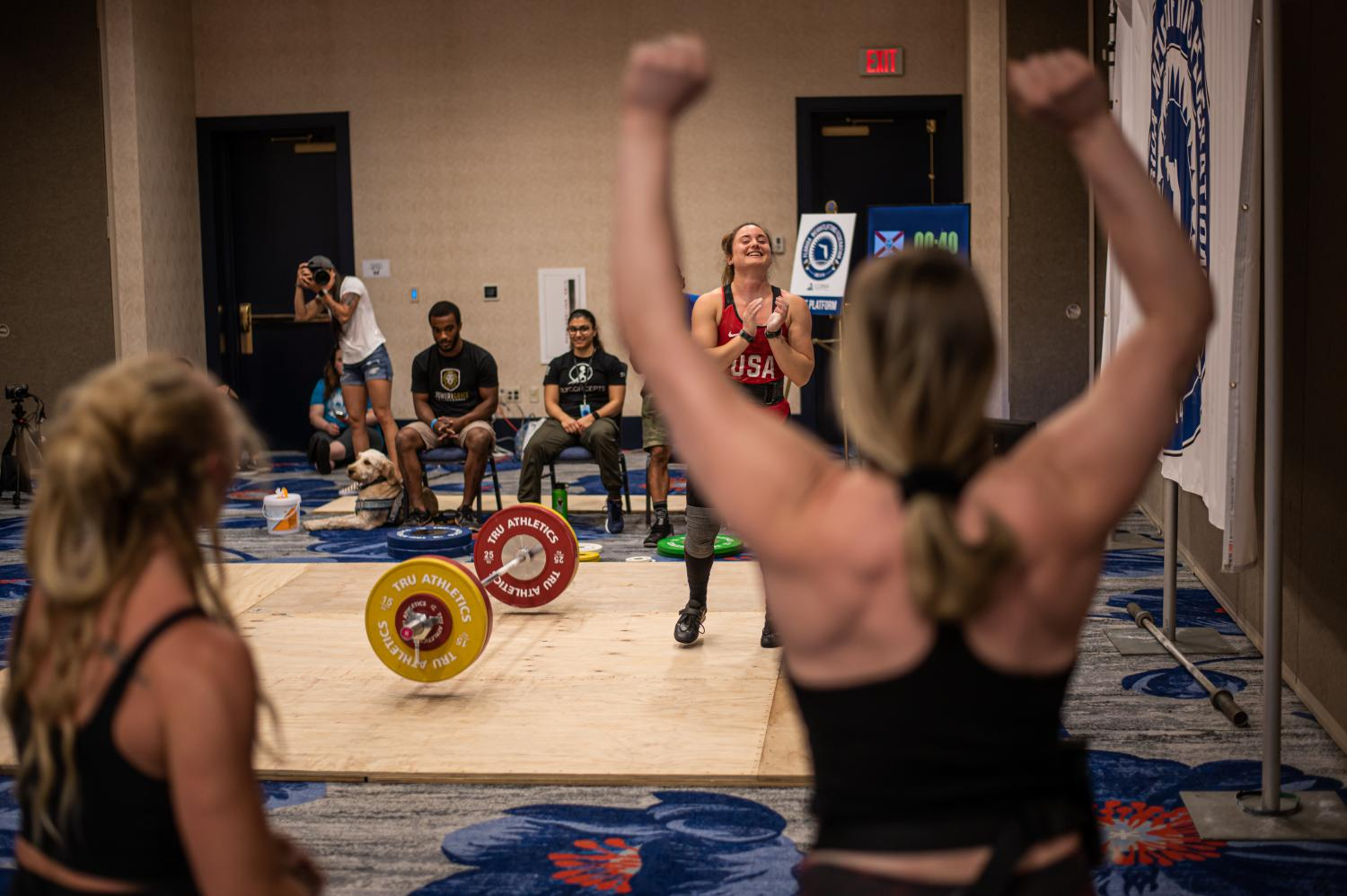 Earned Not Given Olympic Lifting + Beginner Block