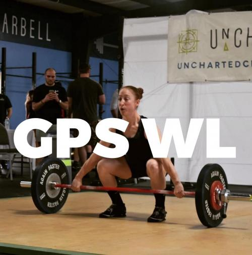 GPS Olympic Weightlifting