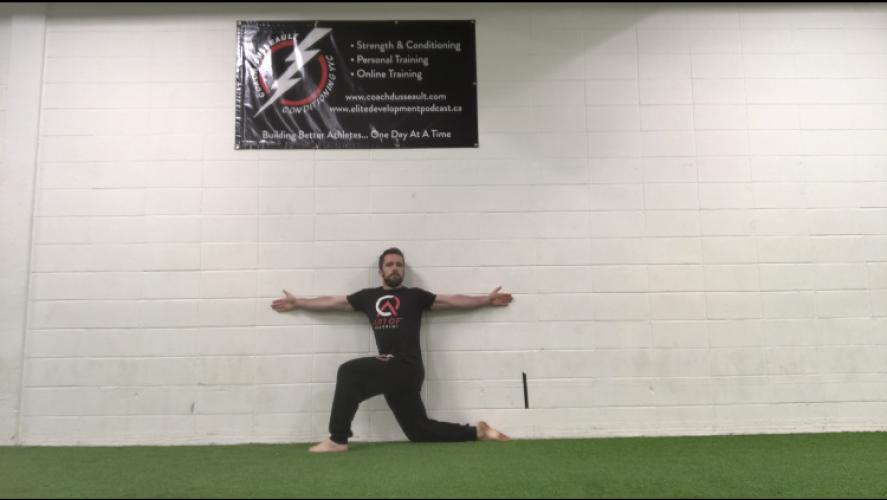 Mobility Training For Athletes
