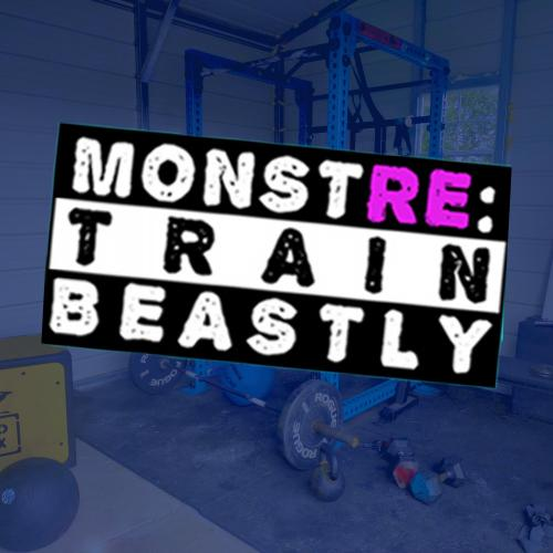 MonstRe: Beastly Lifts! logo